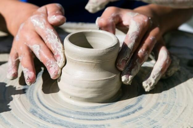 tornos ceramistas